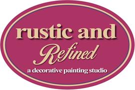 Rustic & Refined Logo